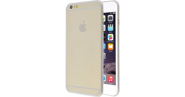 super popular 4c0d7 2ccdd Azuri Ultra Thin Apple iPhone 6 Plus/6S Plus Back Cover Transparent