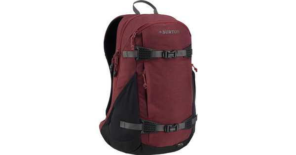 Burton Day Hiker 25L Fired Brick Heather