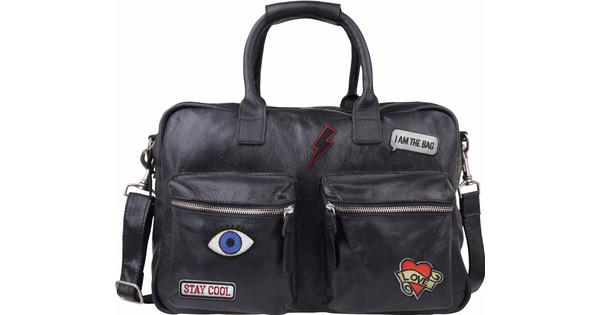 Cowboysbag Patching Black