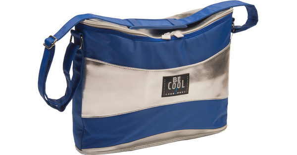BE Cool T-172 Wave Silver/Blue