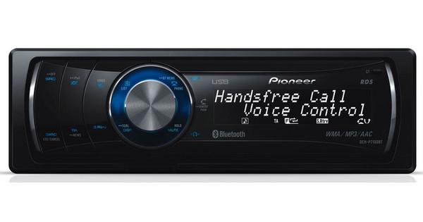 Pioneer DEH-P7100BT Autoradio & Bluetooth Carkit