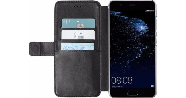 Azuri Wallet Magnet Huawei P10 Plus Book Case Black