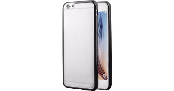new styles 05a3e b479a Azuri Bumper Samsung Galaxy S6 Back Cover Black