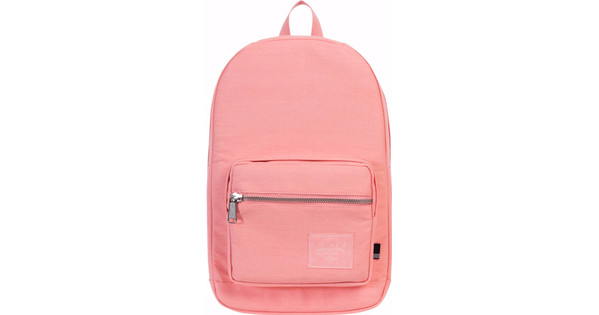 Herschel Cotton Canvas Pop Quiz Strawberry Ice