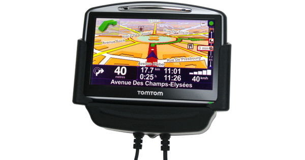 Carcomm Active Holder TomTom GO x20/x30 + TMC + Autolader