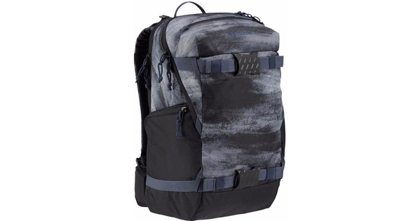 Burton Womens Riders Pack 23L True Black Sedona Print