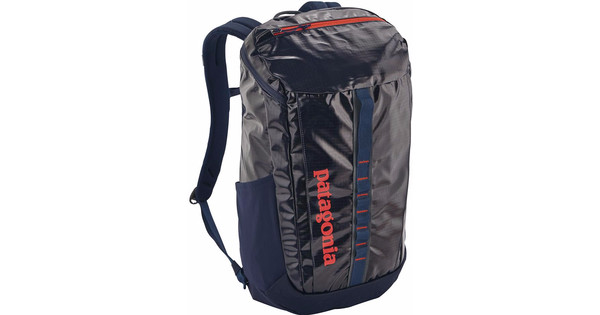 4e8dcde4875 Patagonia Black Hole Pack 25L Navy Blue/Paintbrush Red - Coolblue ...