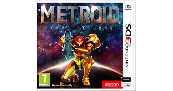 Metroid : Samus Returns 3DS