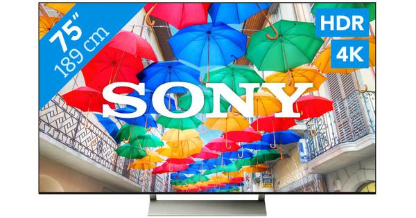 Sony KD-75XE9405