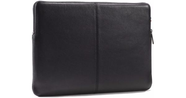 "Decoded Slim Sleeve Macbook Air/Retina/Pro 13"" 2014 Zwart"