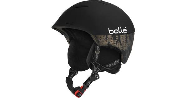 Bollé Synergy Soft Black (54 - 58 cm)