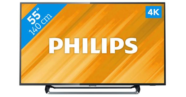 Philips 55PUS6262 - Ambilight
