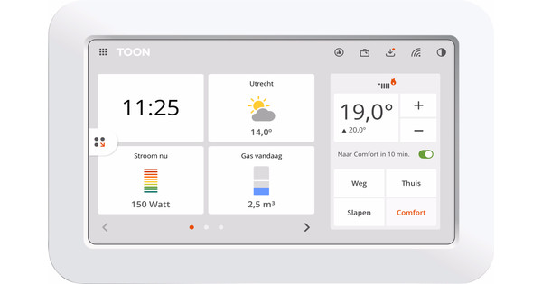 Toon thermostat (installation included)