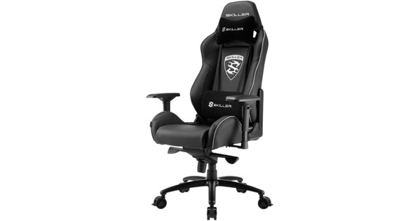 Sharkoon Skiller SGS3 Gaming Chair Zwart