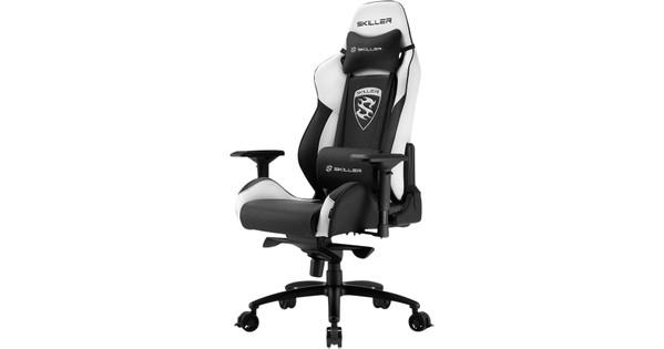 Sharkoon Skiller SGS3 Gaming Chair Zwart/Wit