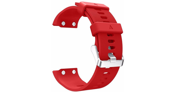 Just in Case Garmin Forerunner 35 Horlogeband Rood
