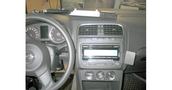 Brodit ProClip Volkswagen Polo 2010-2011 Haakse Bevestiging
