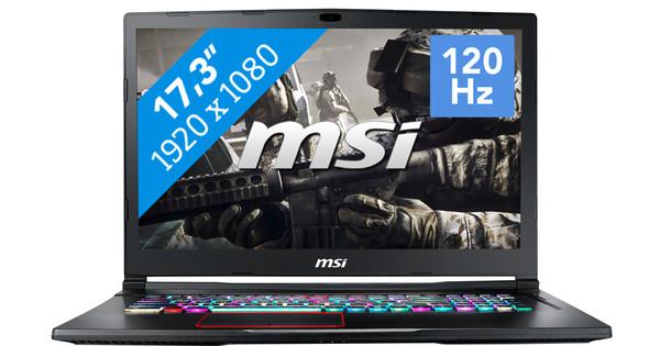 MSI GE73VR 7RF-007NL
