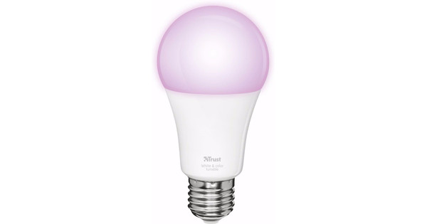 Trust Smart Home White and Color E27 Led Lamp