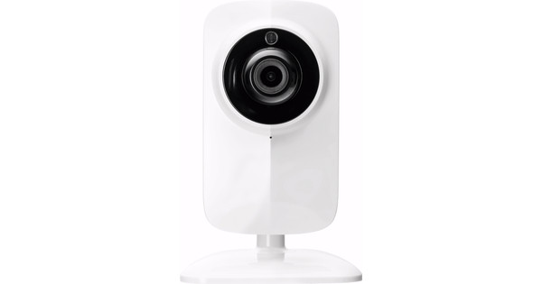 KliKAanKlikUit WiFi IP Camera with Night Vision