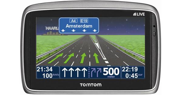 TomTom GO 750 LIVE Europe