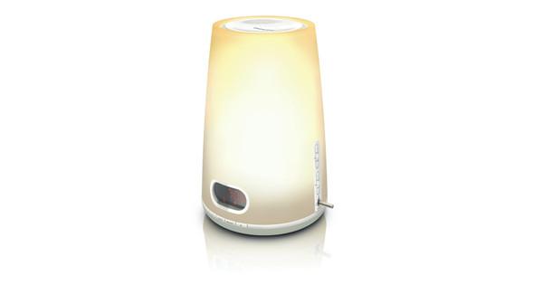 Philips Wekker Licht : Philips wake up light hf coolblue alles voor een glimlach