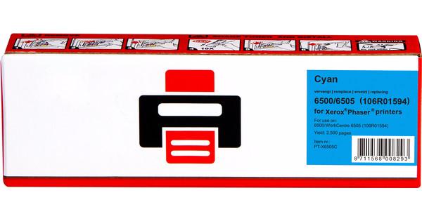 Huismerk 6500/6505 Cyaan voor Xerox printers (106R01594)