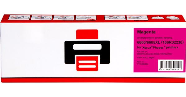 Huismerk 6600/6605XL Magenta voor Xerox printers (106R02230)