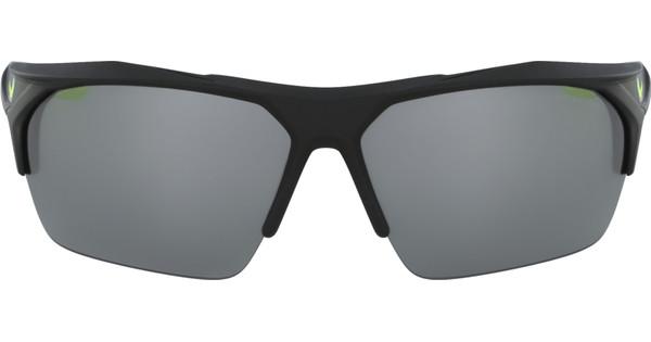 Nike Terminus Matte Black/ Volt Grey Silver Flash Lens