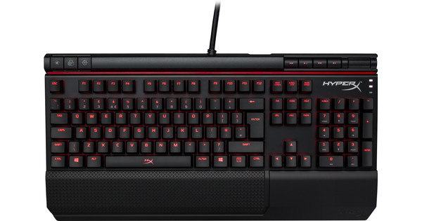Kingston HyperX Alloy Elite Cherry MX Red QWERTY