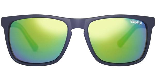 21af6e27e8 Sinner Oak Matte Dark Blue Green CX  Sintec Green Mirror Polarized ...