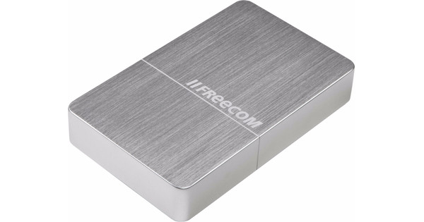 Freecom mHDD Desktop Drive 2TB Zilver