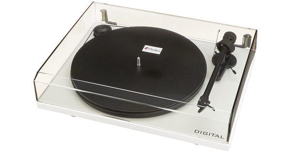 Pro-ject Essential II Digital Wit