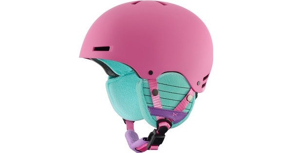 Anon Rime Animal Trax Pink (52 - 55 cm)
