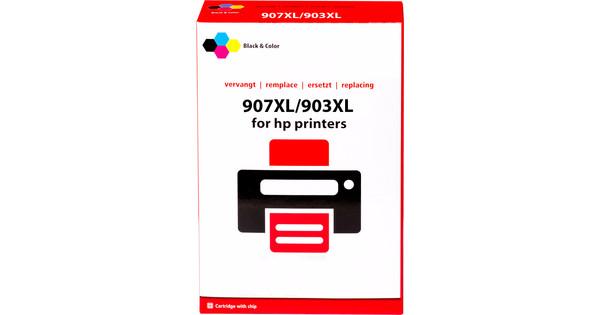 Huismerk 907/903XL Multipack voor HP Printers (PM-H907/903)