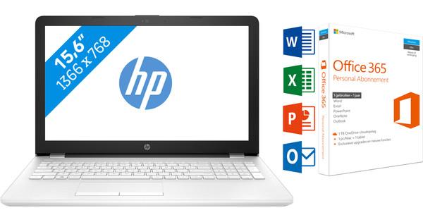HP 15-BW094ND + Office 365 1 jaar