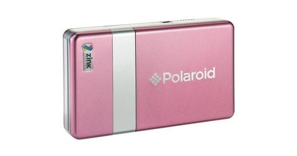 Polaroid Pogo Instant Mobile Printer Pink Coolblue Voor 2359u