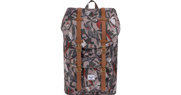 Herschel Little America Brindle Parlour/Tan Synthetic Leather