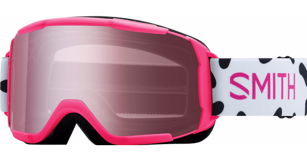 Smith Daredevil Junior Pink Jam + Ignitor Mirror Lens