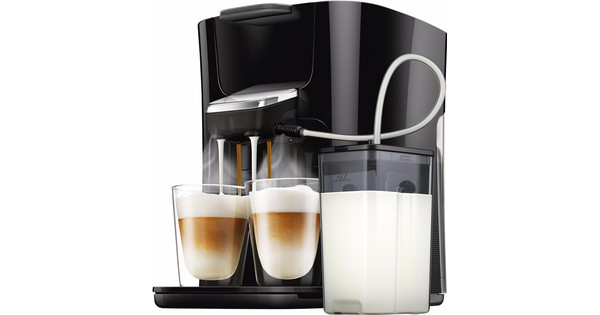 Beroemd Philips Senseo Latte Duo HD6570/60 Zwart - Coolblue - Voor 23.59u FZ75