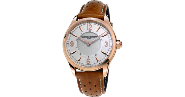 Frederique Constant Horological White / Brown