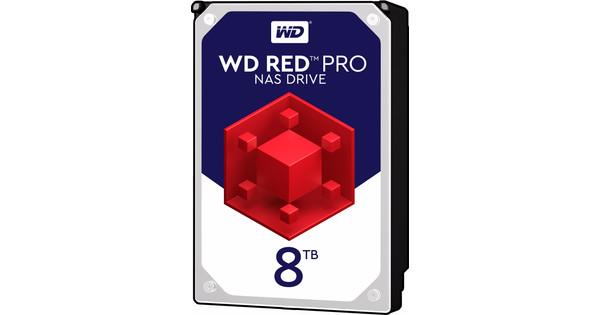 WD Red Pro WD8001FFWX 8 TB