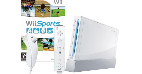 2eac65d7427 Nintendo Wii Sports Pack
