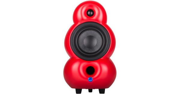 Podspeakers MiniPod Bluetooth Rood
