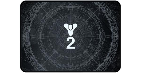 Razer Goliathus Speed Destiny 2 Gaming Muismat Medium