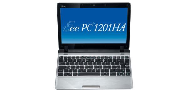 Asus Eee PC 1201HA Zilver