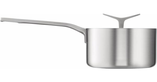 AEG Steelpan met deksel 16 cm