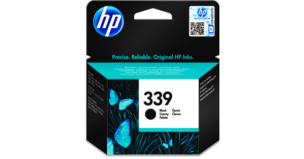 HP 339 Cartridge Zwart (C8767EE)