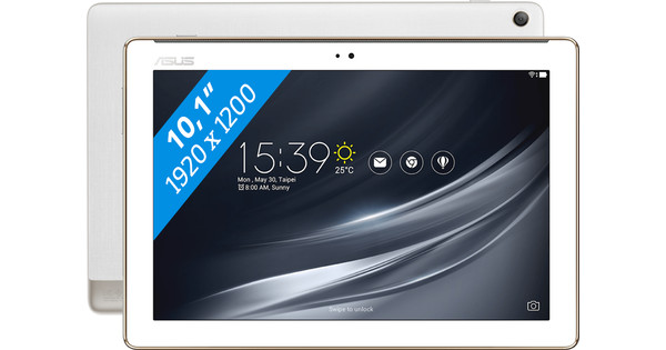 Asus ZenPad 10 Z301MF-1B013A 32 GB Wit