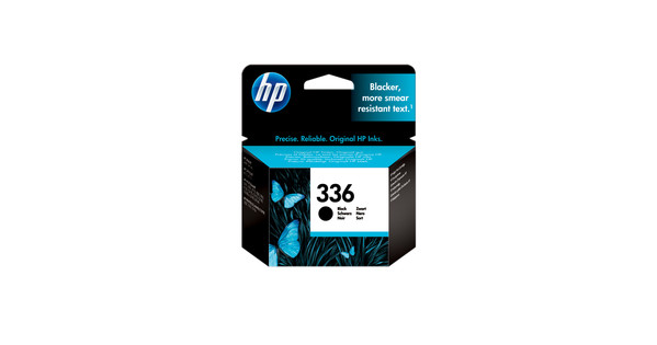 HP 336 Cartridge Zwart (C9362EE)